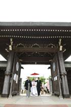 大石神社の楼門