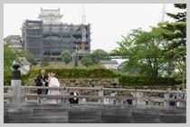 桜門橋にも行きました。