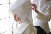 綿帽子です