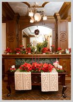 クリスマス装花